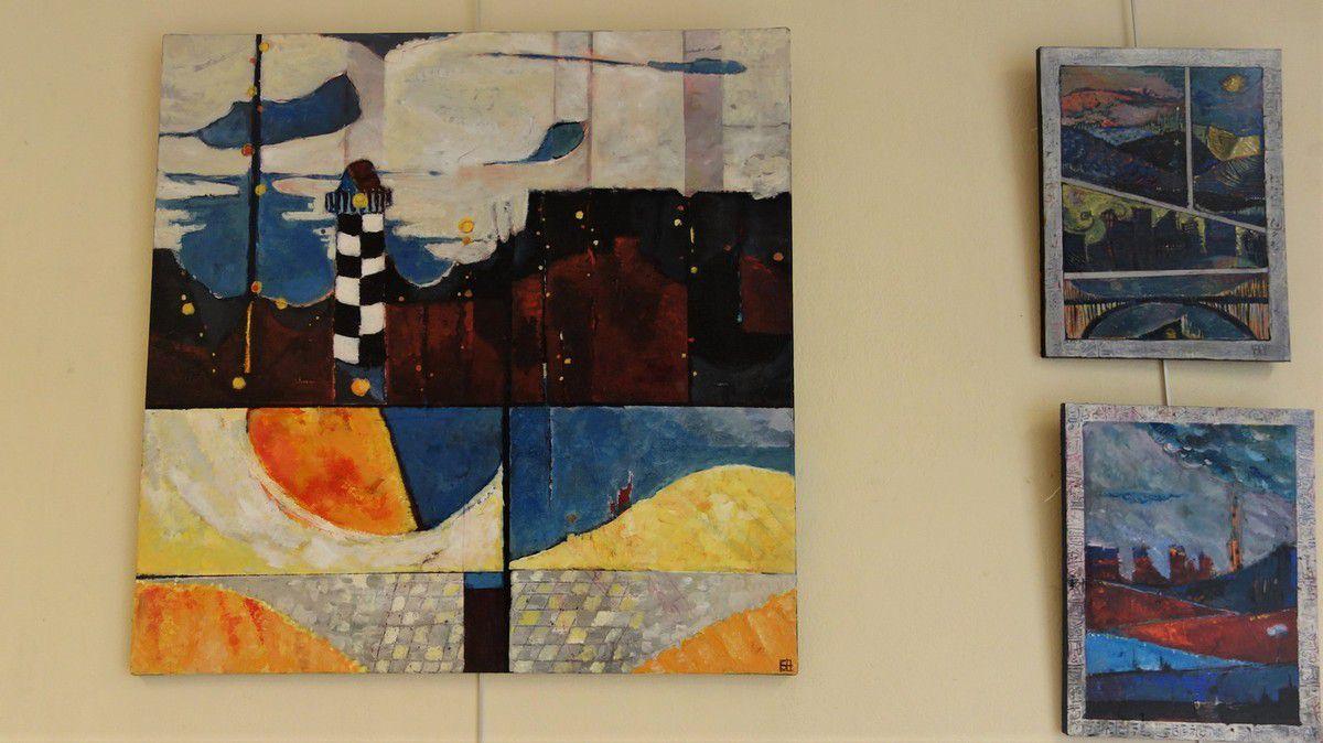 Une expo de Gabriel Hamon au centre des Abeilles