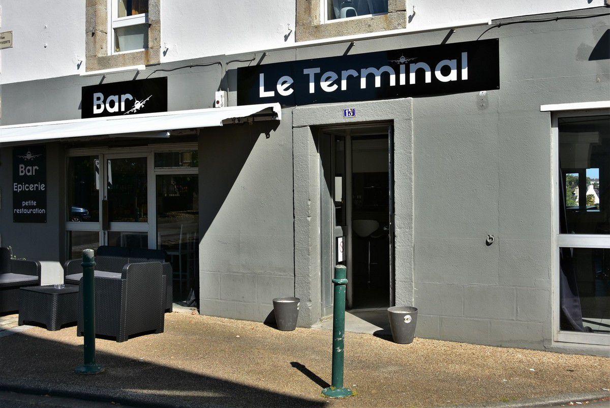Le Terminal, un nouveau bar au bourg de Penhars