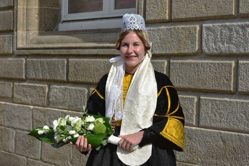 Marion Bargain du cercle de Plonéour-Lanvern