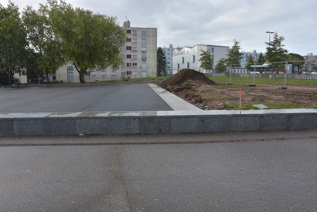 Les travaux à venir pour le city-stade de Kermoysan