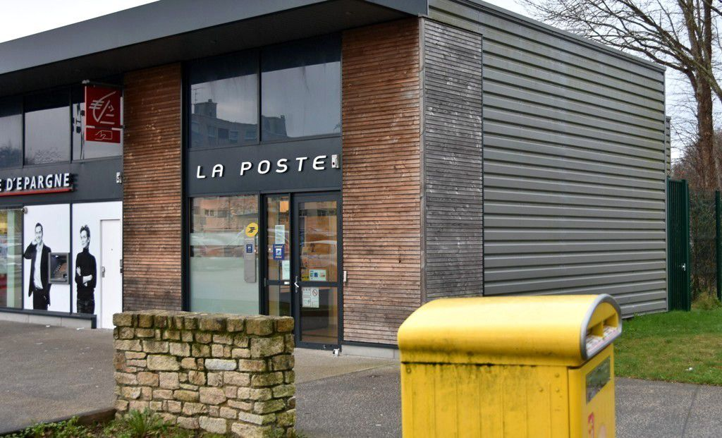 Quel recours contre la rétention du courrier par ... la Poste à Quimper ?