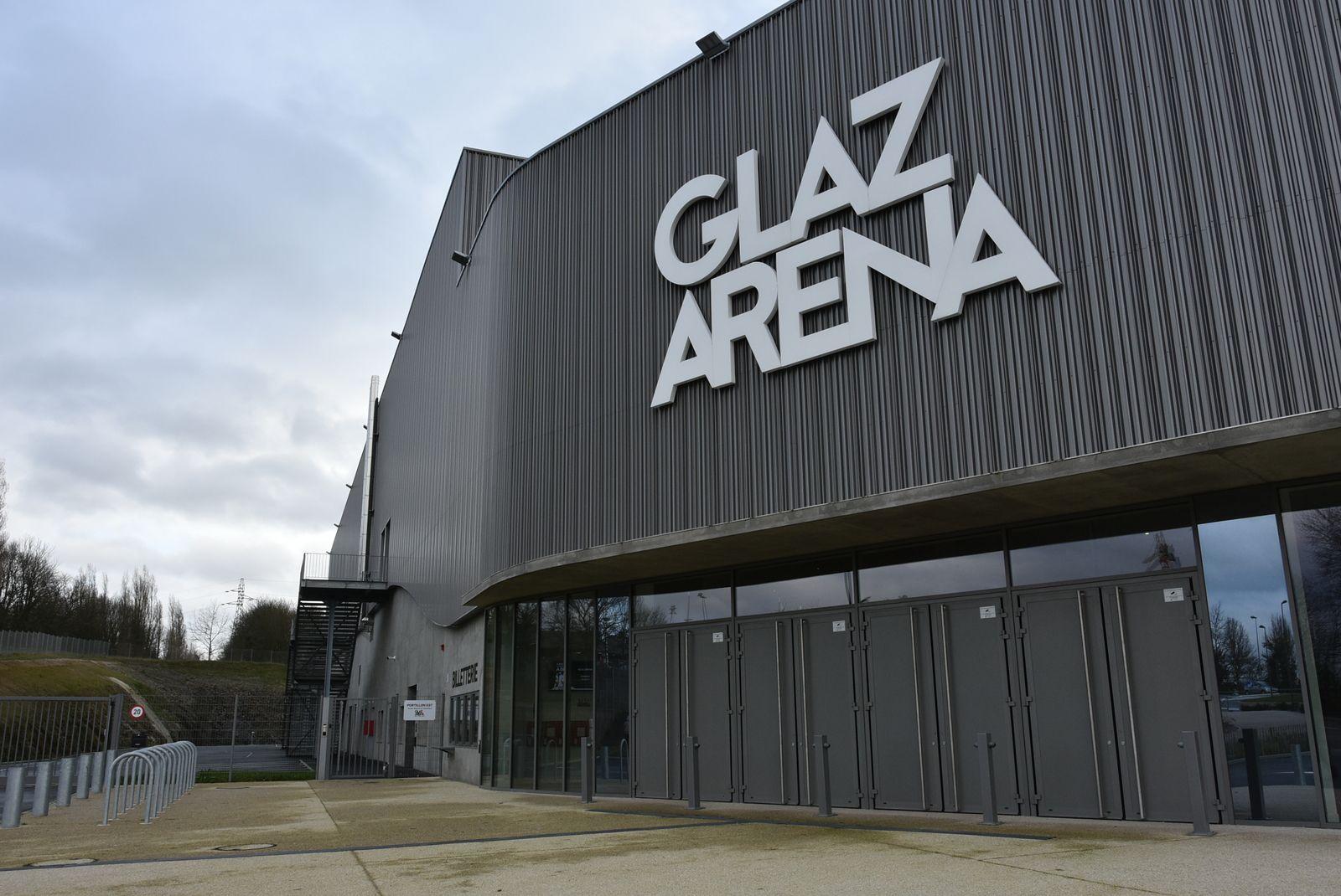 La salle Arena de 4500 places qui n'a rien coûté aux contribuables