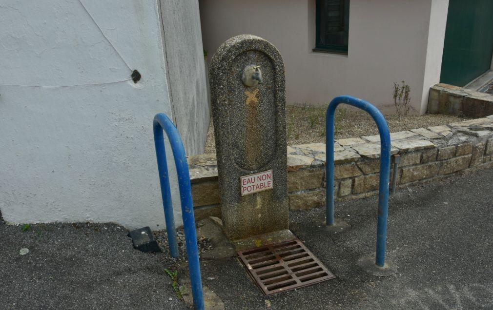 Une pompe de rue ... (presque) à l'ancienne
