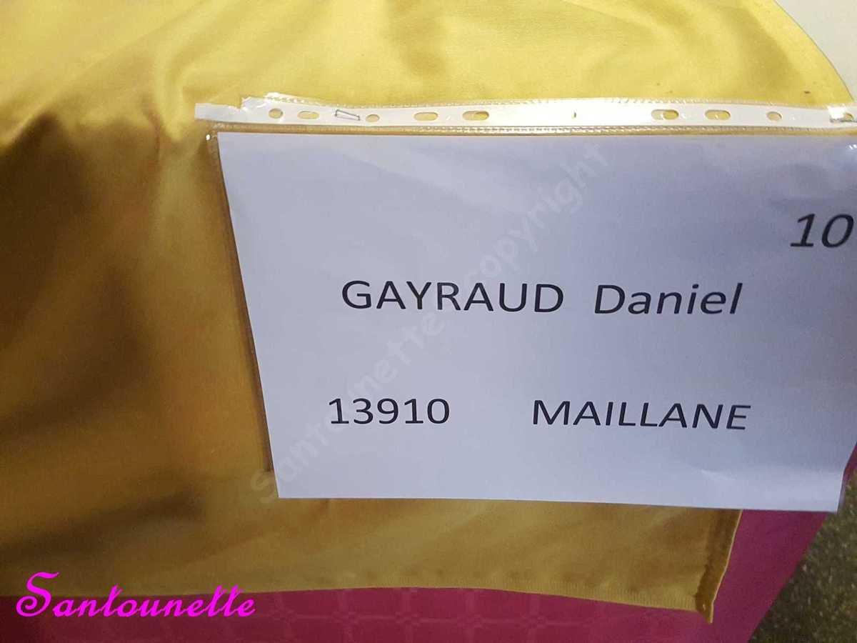 Les santons de Gayraud d'Agniel (exposition d'Arles 2017)