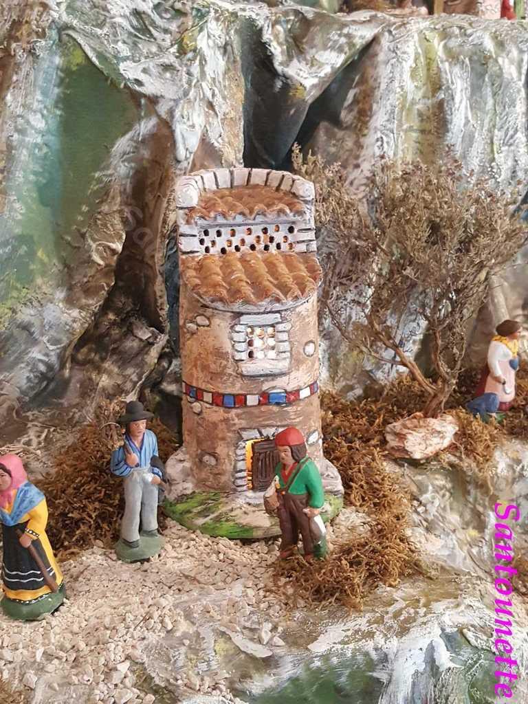 Le village des santons d'Aubagne (première partie)