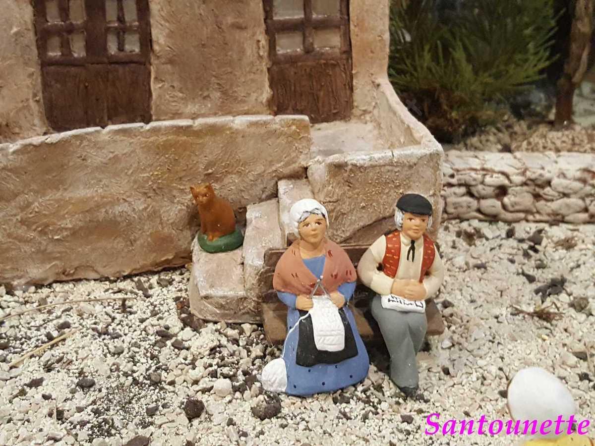 Le village des santons (deuxième partie)