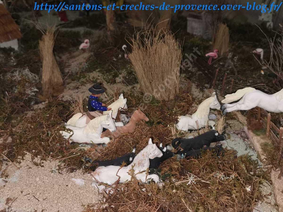 La crèche de Marius : foire aux santons de Pernes-les-Fontaines des 12 et 13 octobre 2019 (3/3)