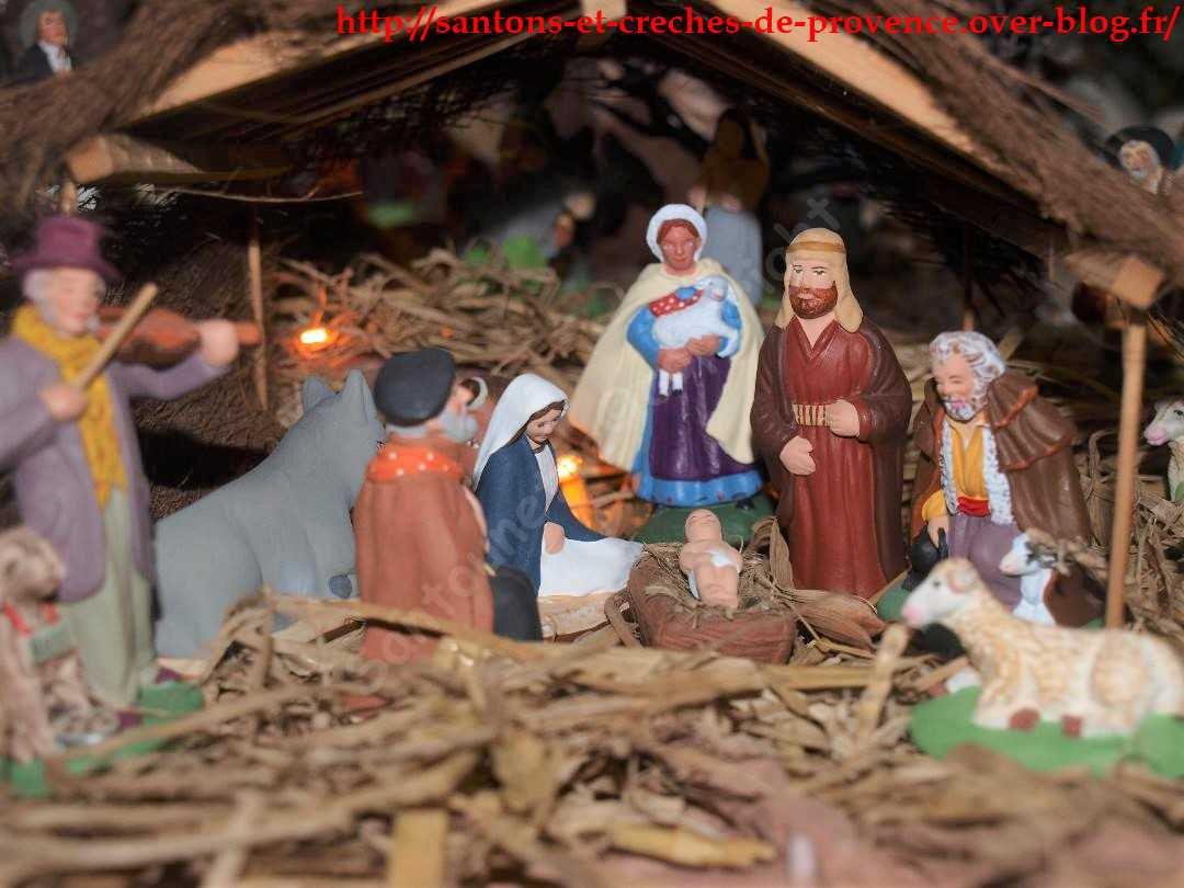 La Nativité (santons Arterra)