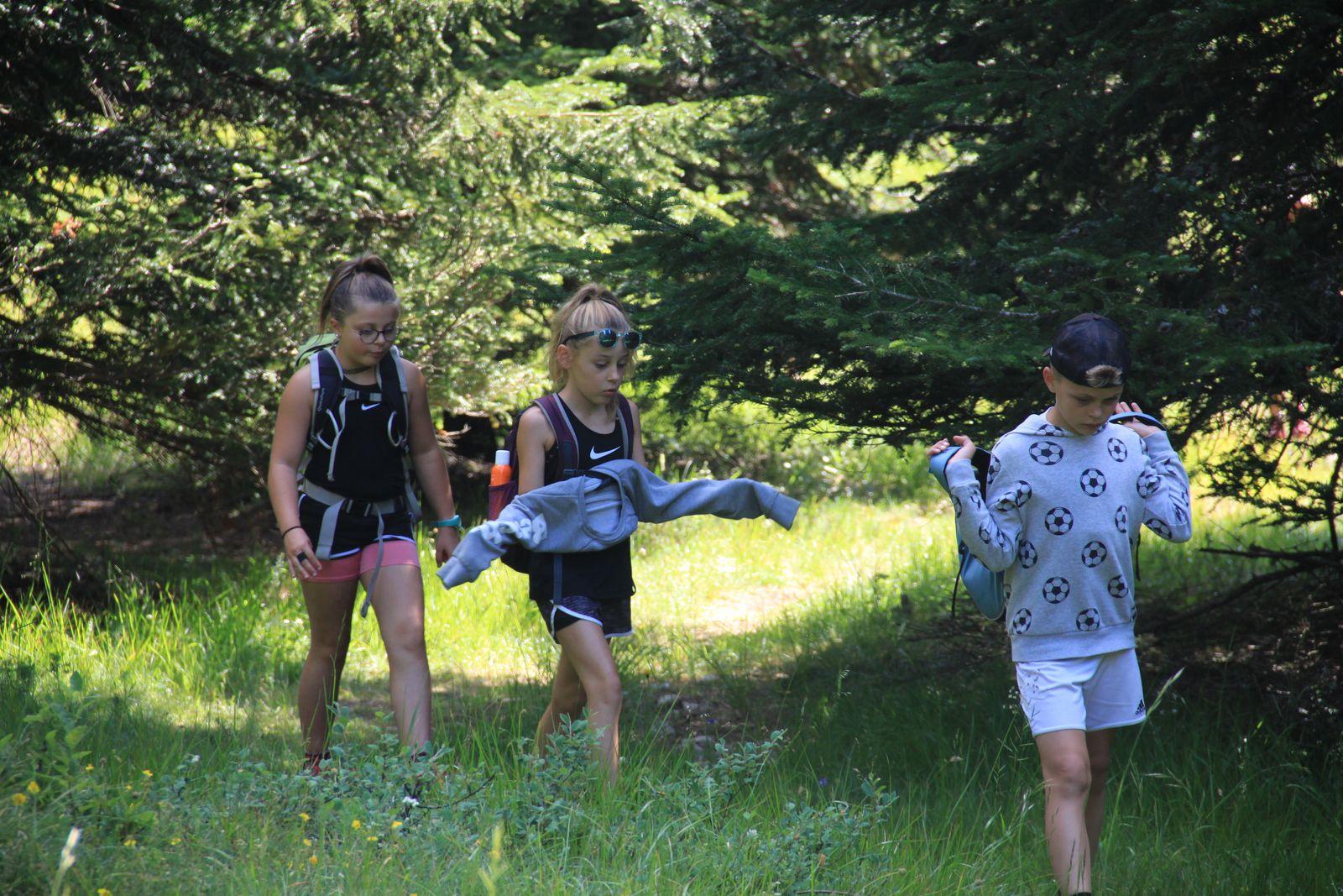 stage randonnée primaire 2020