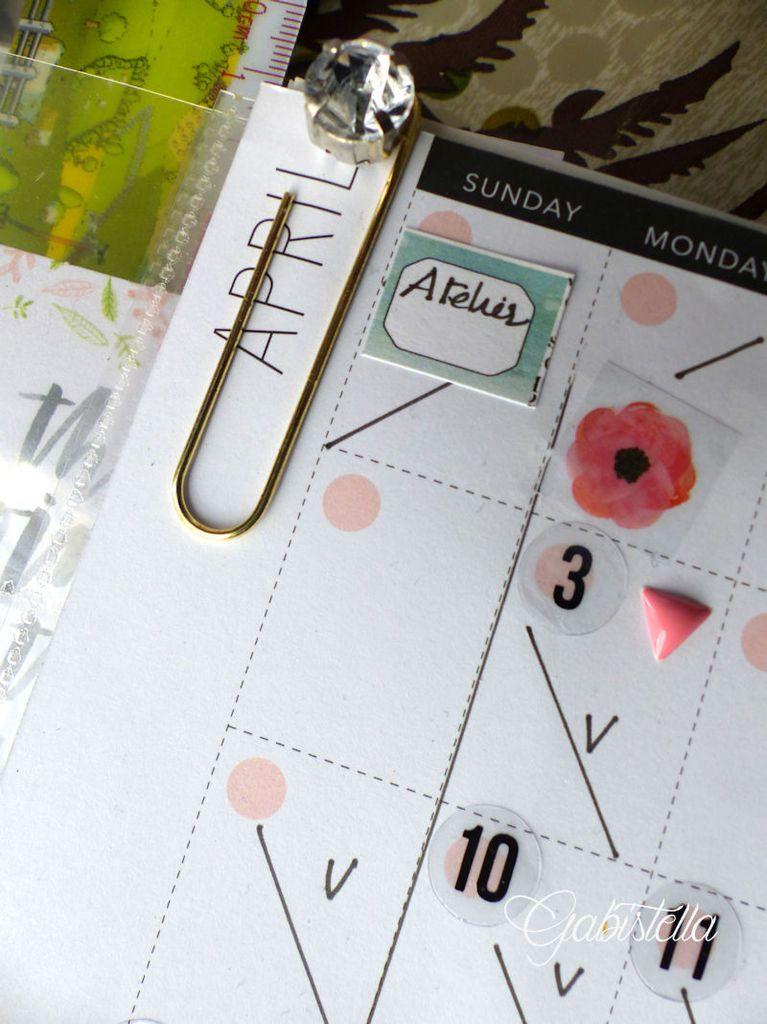 Tendance planner : planner A6, planner A5 et Merci Séléna