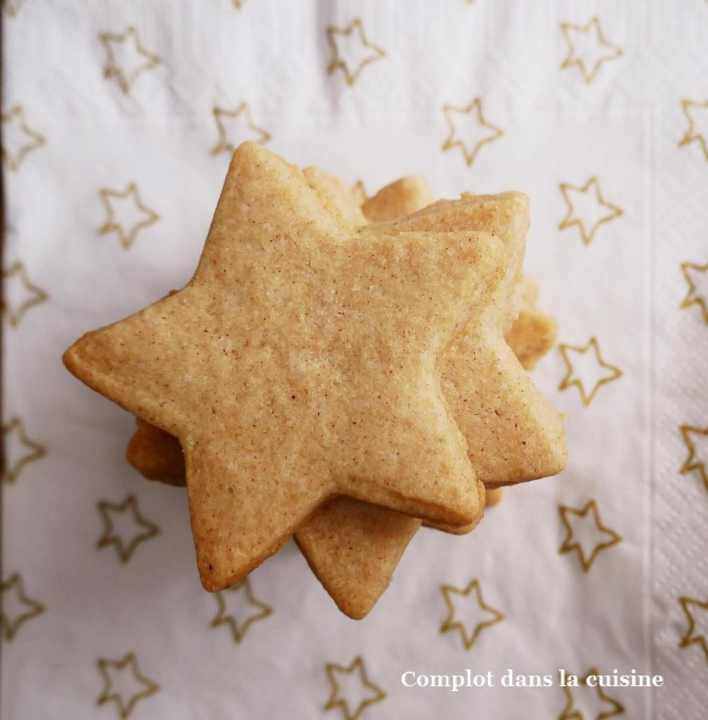 Biscuits de Noël aux épices – Christmas is coming