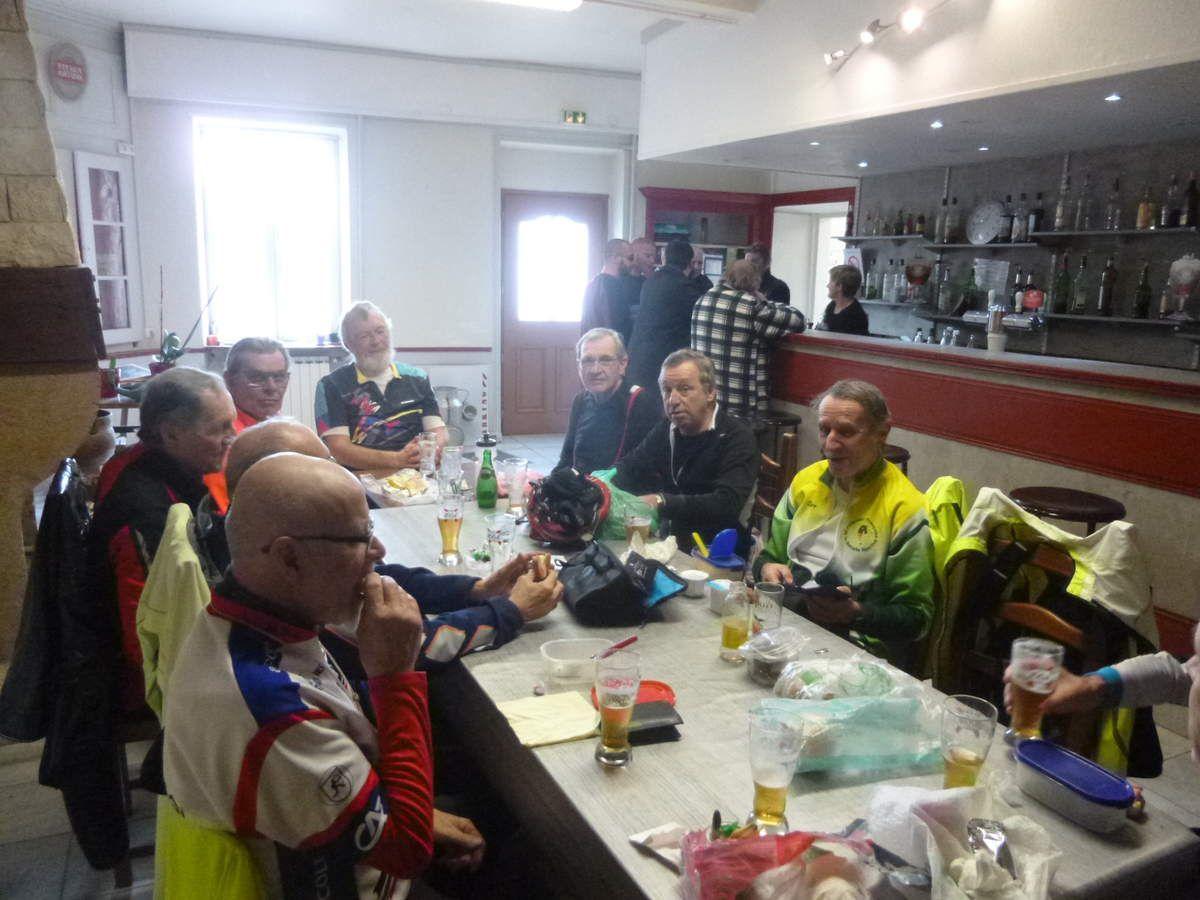 St Savin(38)  Promeneurs  14 février 2017