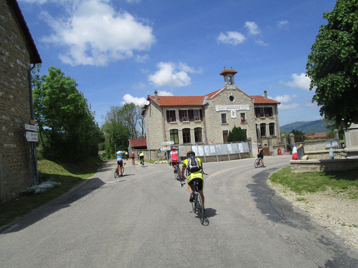 St Rambert en Bugey  (01)  Mercredi 24 Mai