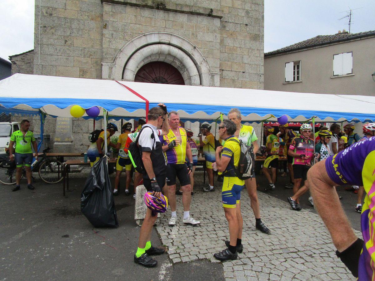 Ardéchoise Verte    St Félicien (07)      Mercredi 14 Juin 2017