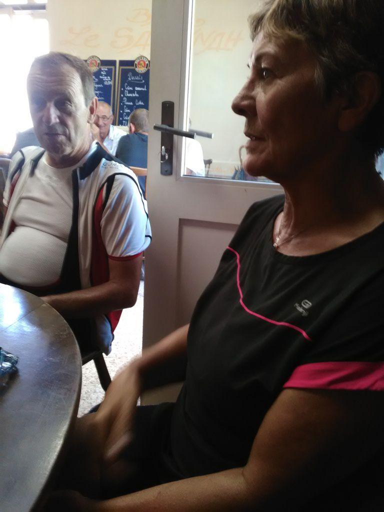 Cercié(69)  Randonneurs et Promeneurs  Vendredi 7 juillet 2017