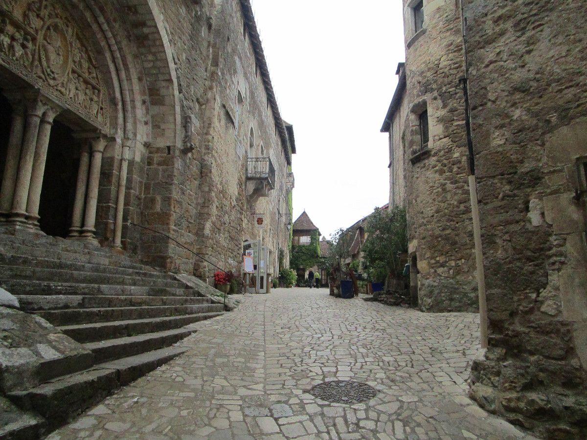Figeac  - Séjour  J4    Les rives de la Dordogne       Jeudi 7 Septembre 2017