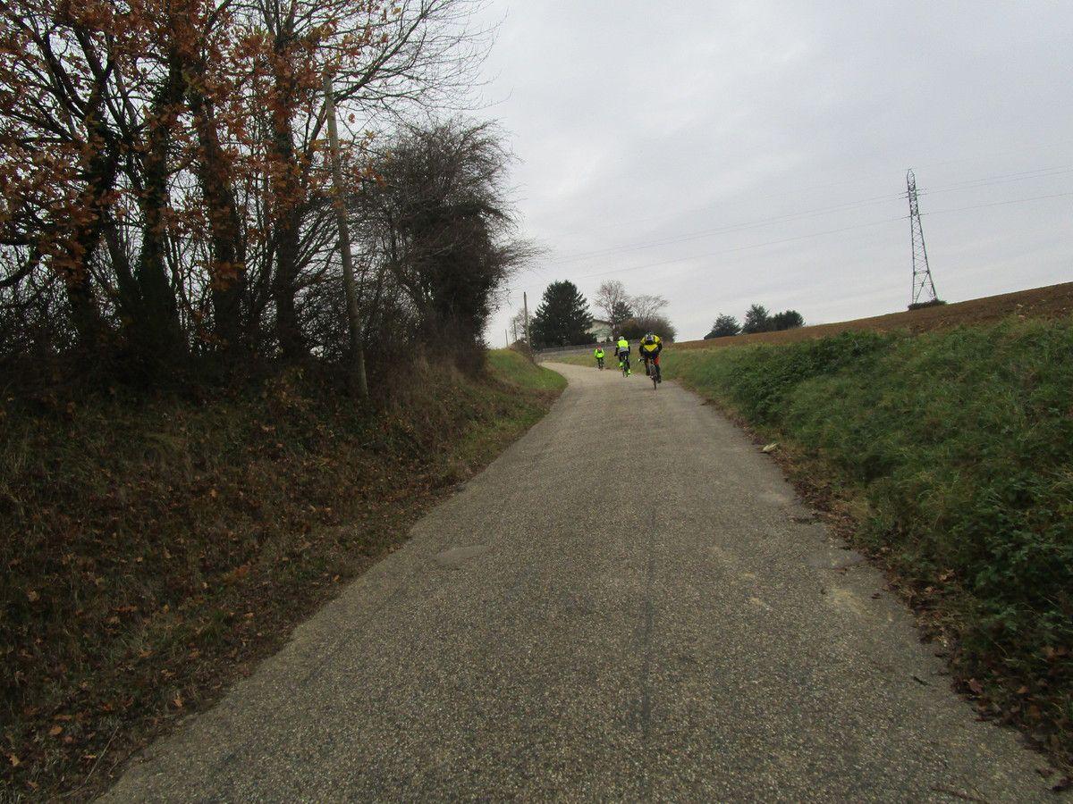 Corbas - Randonneurs Promeneurs-  Mardi 28 novembre 2017
