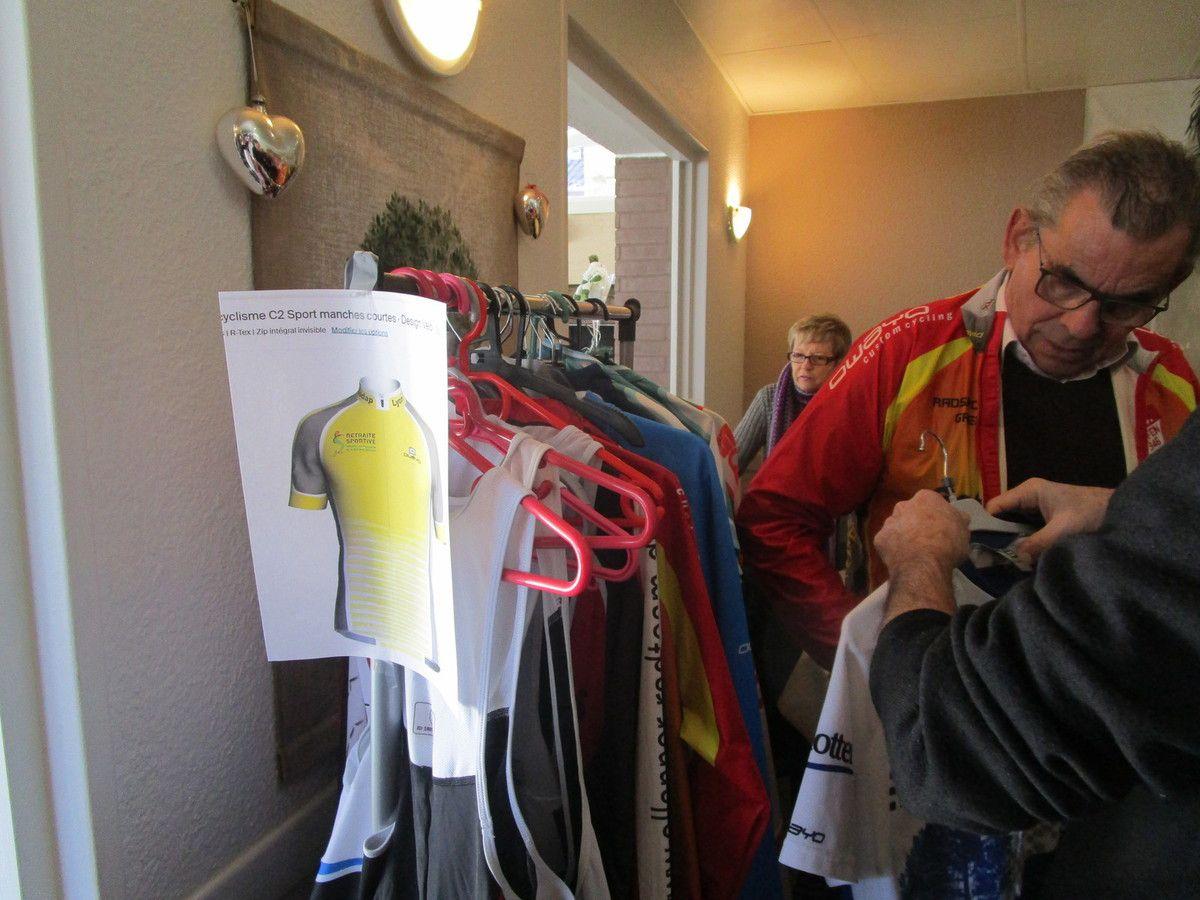 Repas fin année 2017  -Jeudi 7 décembre à Simandres (69)