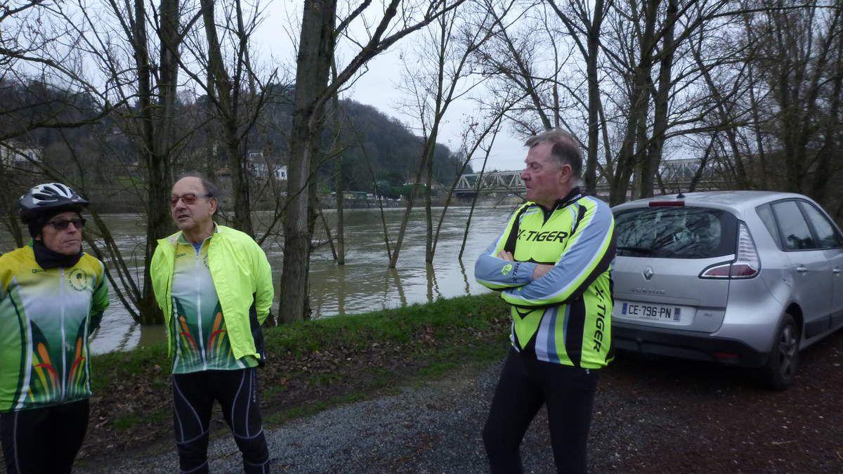 Albigny sur Saône ----------------------- Sortie découverte  Mardi 30 Janvier 2018