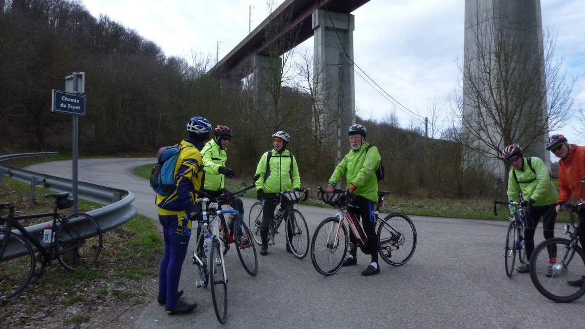Pont Evêque(38)      Découverte vendredi 9 mars 2018