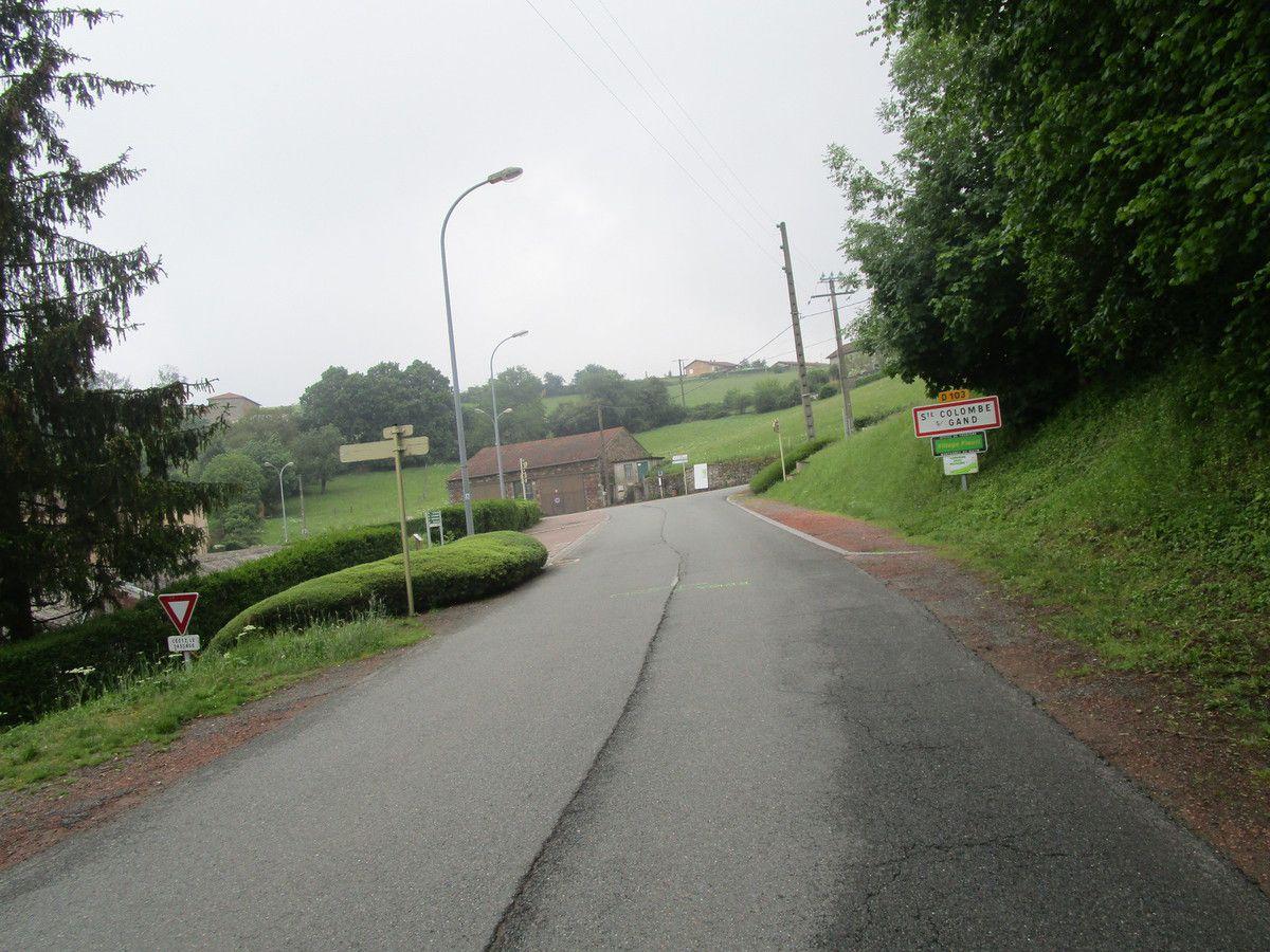 Valsonne  P2  Jeudi 17 Mai 2018