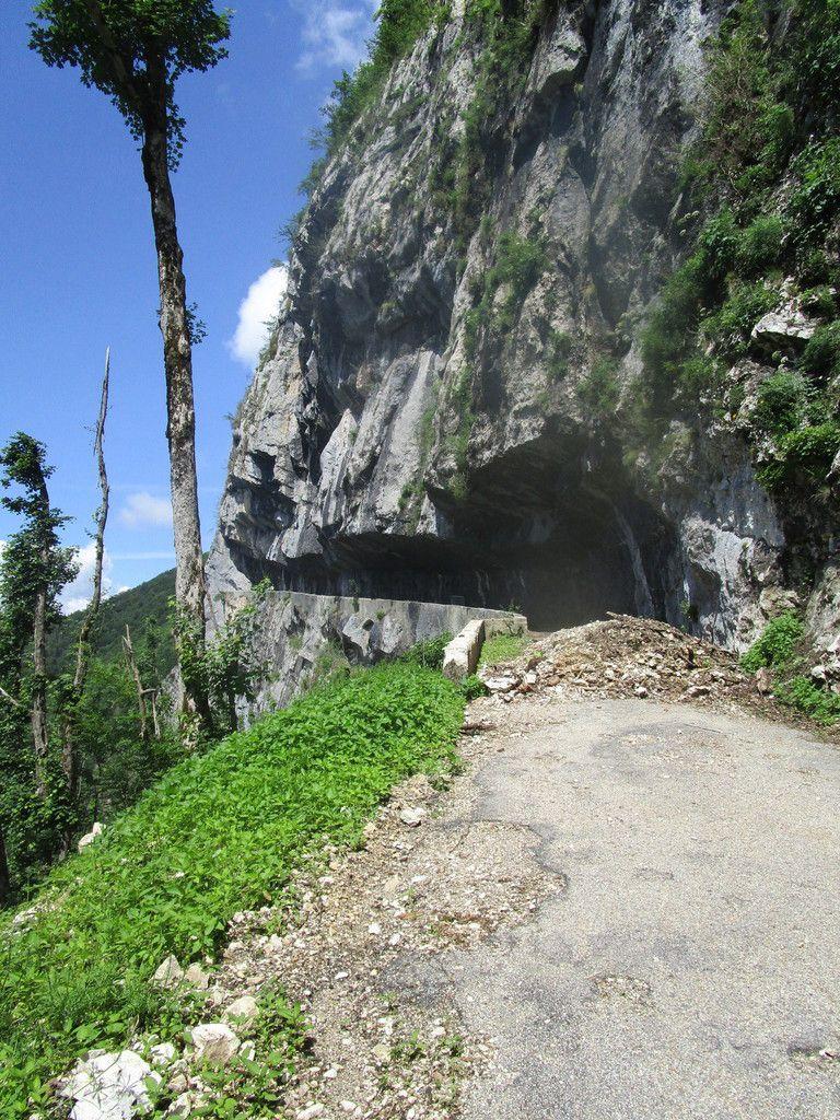 Tullins (38)- Gorges de Nans - Le Mont Noir -  Vendredi 8 juin 2018
