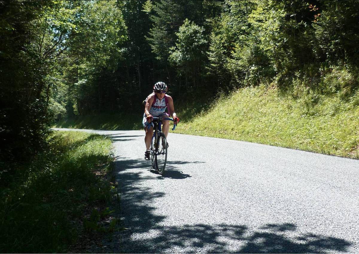 Col de la Biche---Culoz(01)---  Mardi 24 juillet 2018