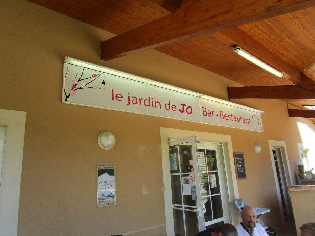 St Jean de Bournay(38)   Randonneurs - Mardi 28 aout 2018