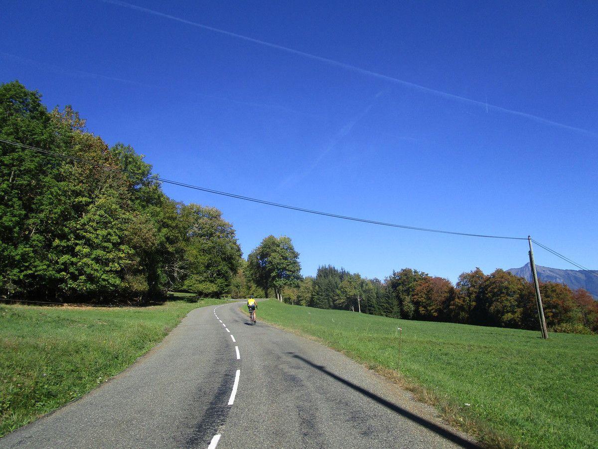 Scionzier (74) -----Col de Romme - Col de La Colombière - Jeudi 27 Septembre 2018