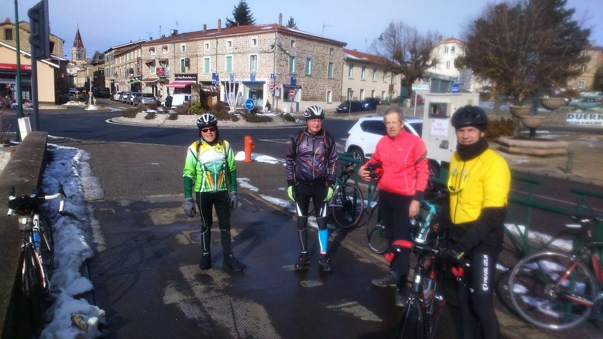 Gilbert,Jacques,Henri et Jeannot,Jean Pierre à la photo