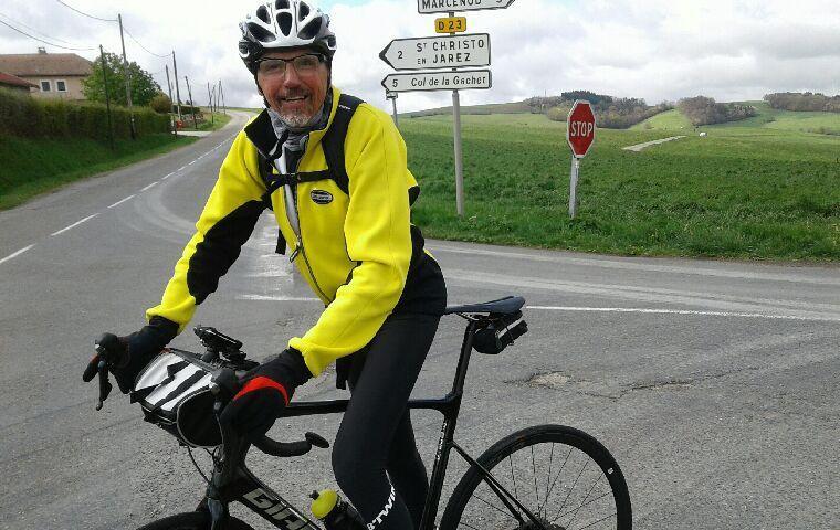 Thurins (69)  Randonneurs 2-Lundi 29 avril
