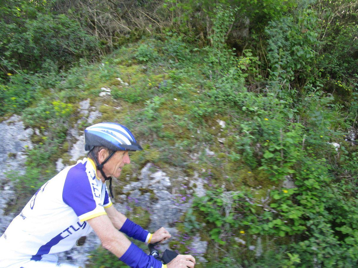 Tullins(38)-  Col du Mont Noir - Jeudi 23 Mai 2019