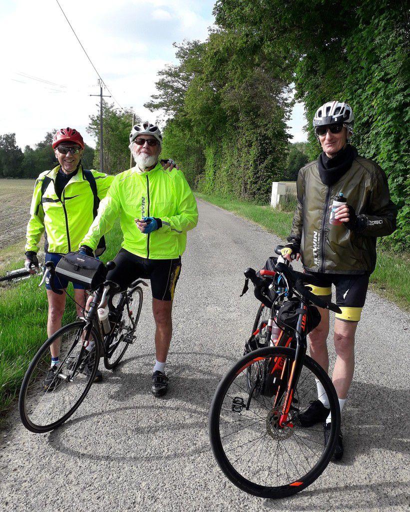 Les 100 KM du Mas Rillier --Lundi 27 mai 2019
