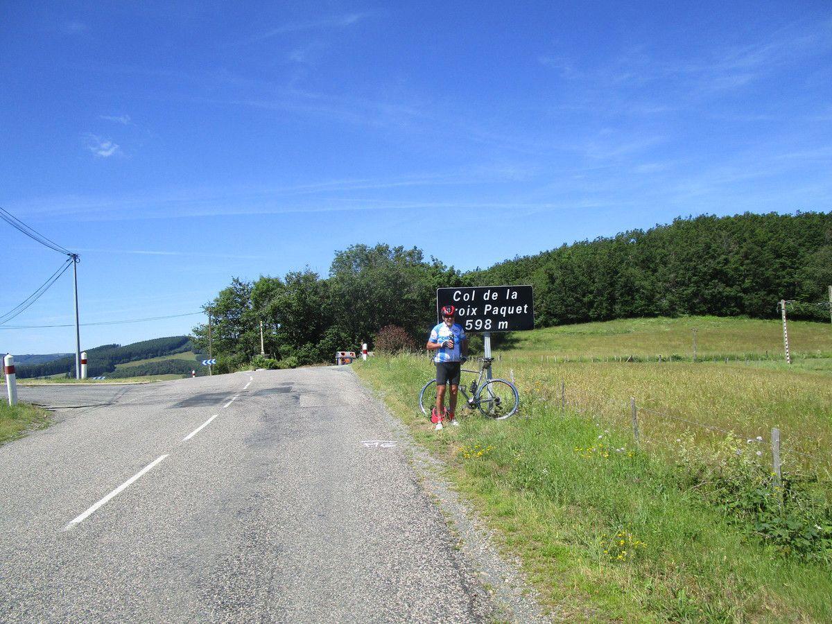 Les Ponts Tarrets -Randonneurs P2-Lundi 17 juin