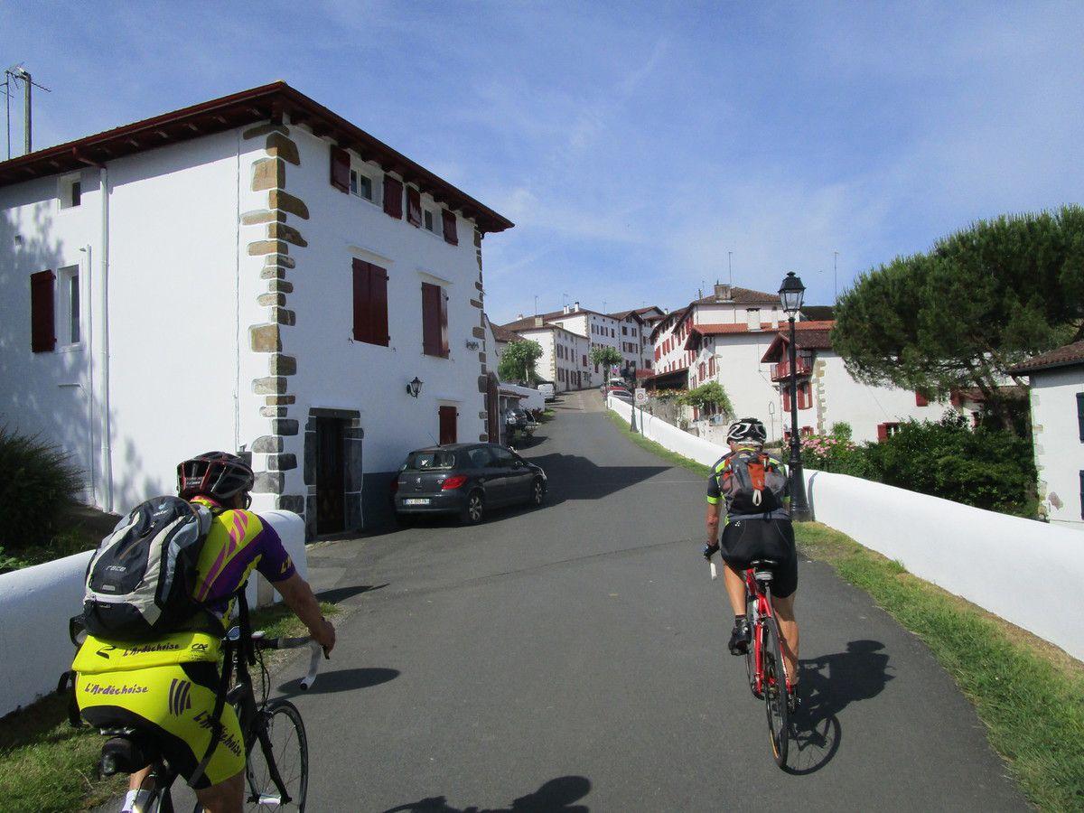 Séjour Pyrénées du 22 au 28 juin-Départ Ascain(64)>Col Osquich