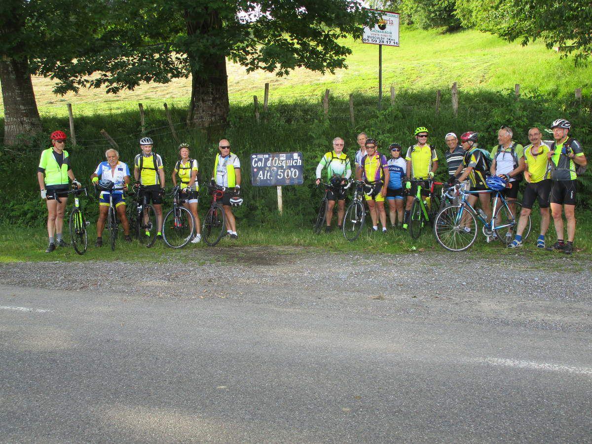 Sejour Pyrénées Dimanche 23 juin 2019  Aubisque et Soulor