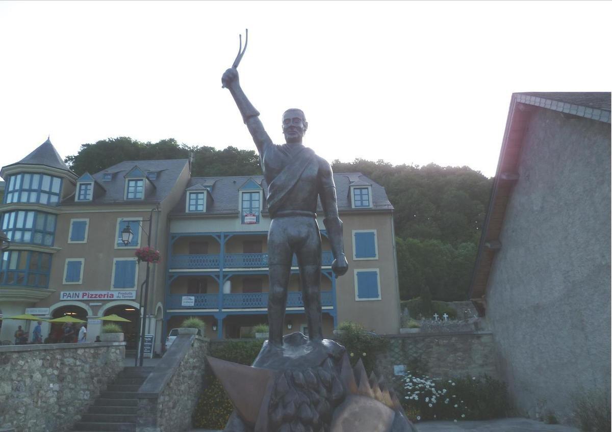 Sejour Pyrénées Lundi 24 Juin  Tourmalet  Aspin
