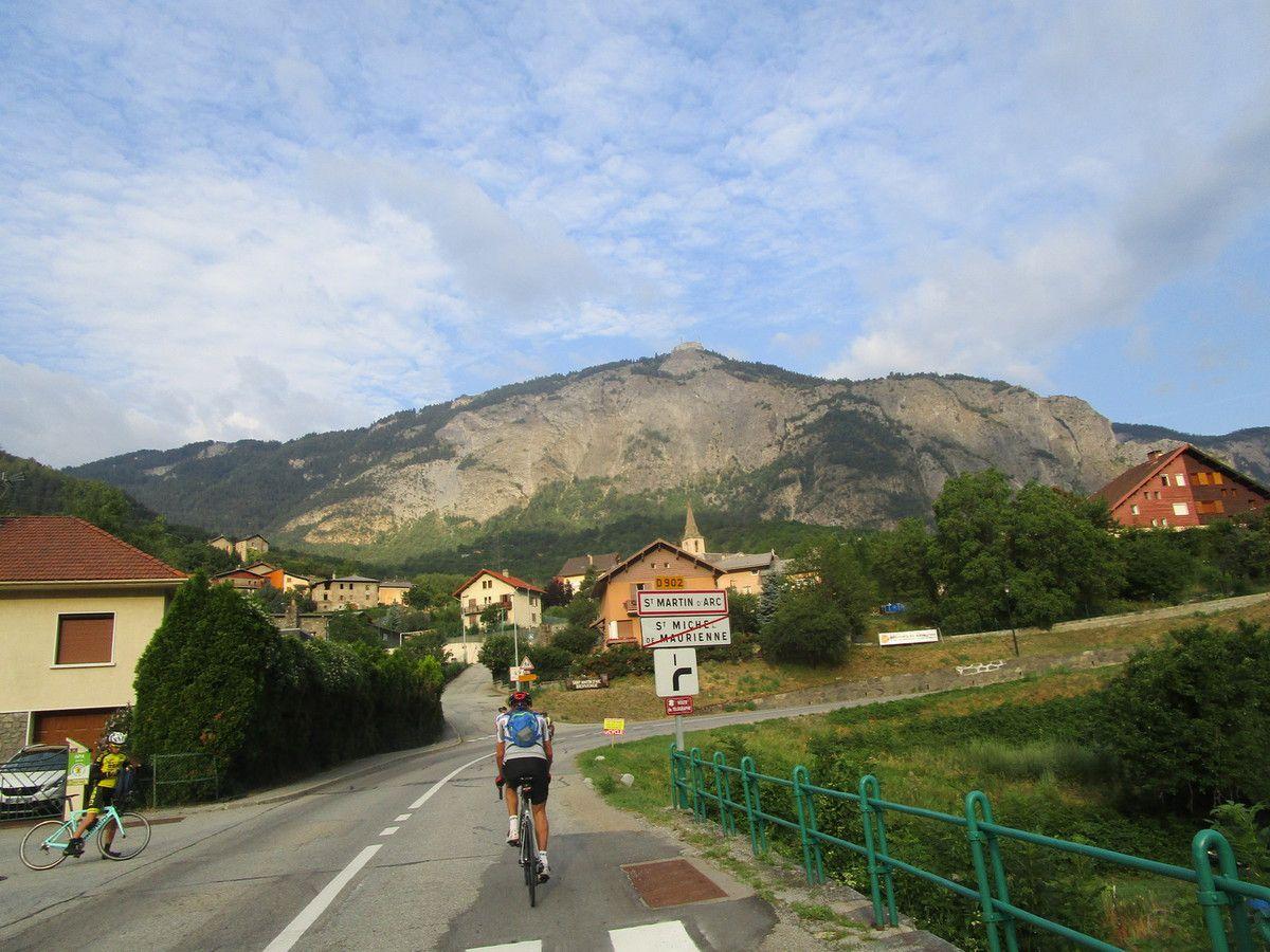 Bourg d'Oisans (38)  -- Brevet des Randonneurs Alpin (BRA et BAC)  -Samedi 20 et Dimanche 21 Juillet