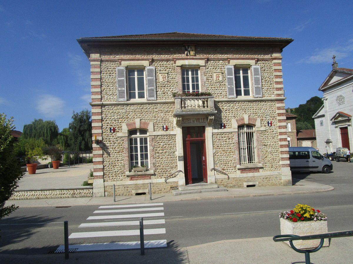 St Jean de Bournay(38)-Promeneurs2-- Vendredi 2 Aout 2019