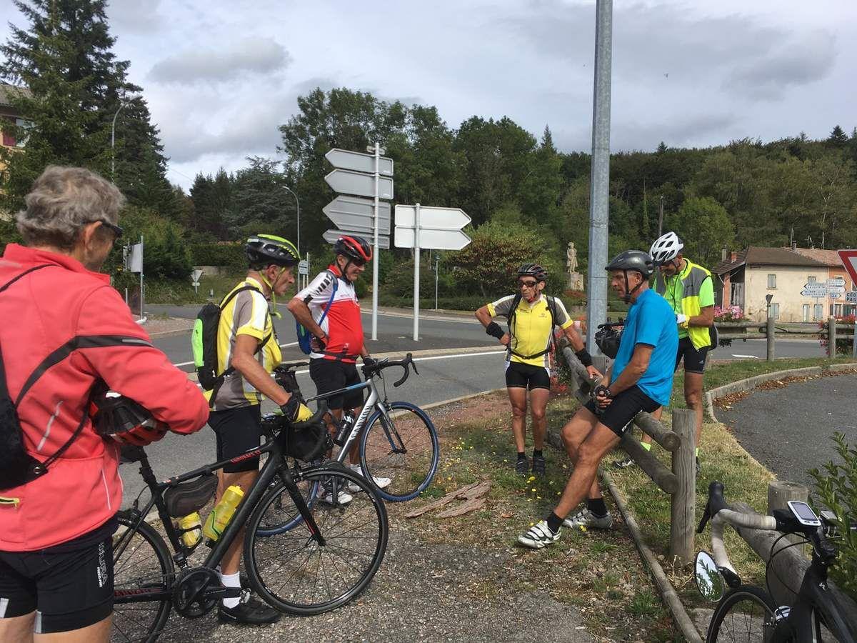 Les Ponts Tarrets>>Cols Pilon et Col des Echarmeaux --  Vendredi 27 Septembre 2019
