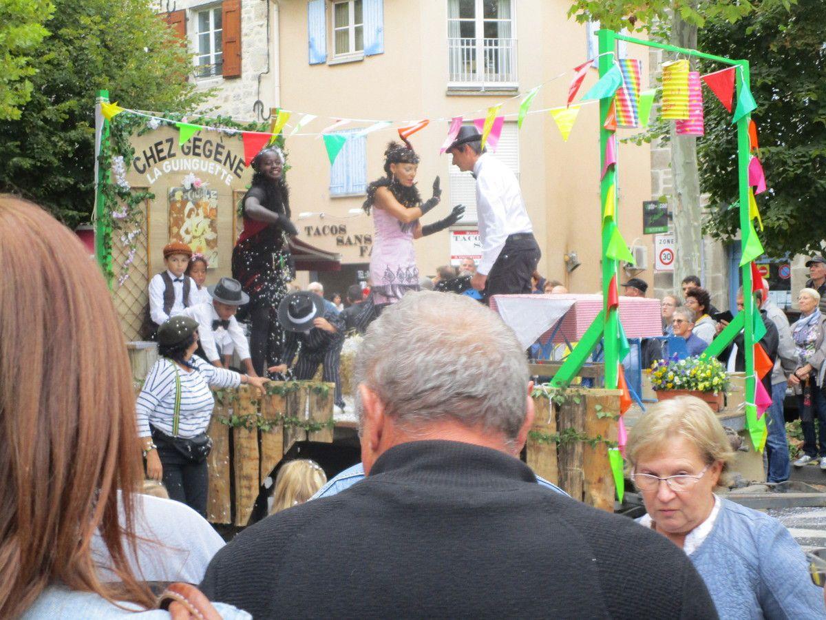 2019-La fête de la Fourme - Montbrison- Dimanche 6 octobre 2019
