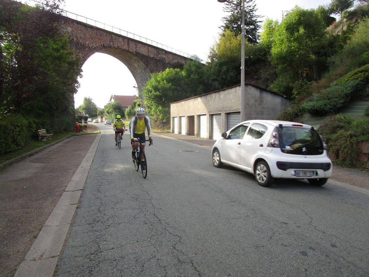Les Ponts Tarrets -- Le 200km -- Mardi 8 octobre 2019