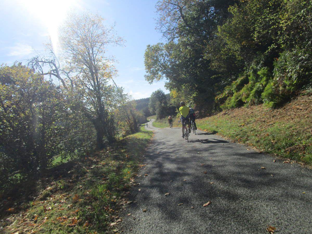Villié Morgon - Promeneurs 2 -  Mercredi 16 octobre 2019