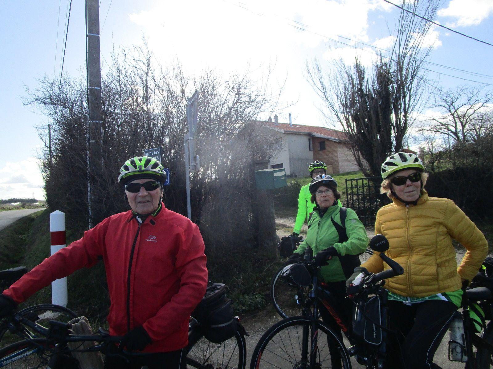 Chaponost -Promeneurs - Mercredi 12 février 2020