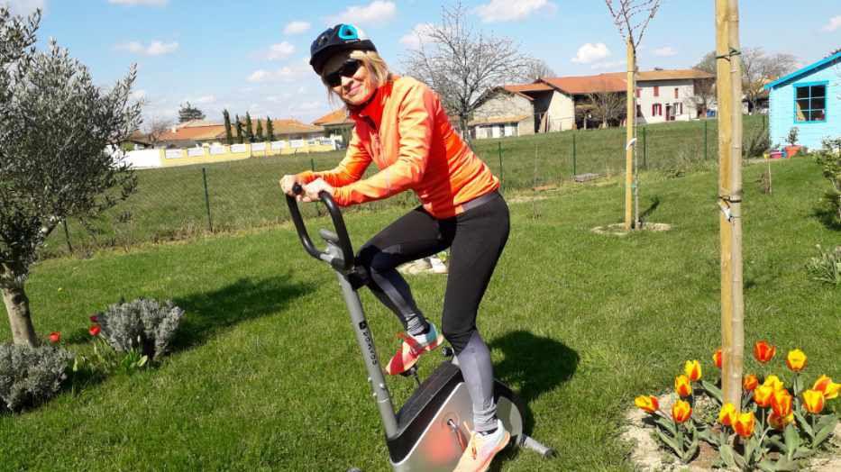 "Sortie Vélo ""VIRTUELLE CORONA VIRUS""  Vendredi 27 Mars 2020"