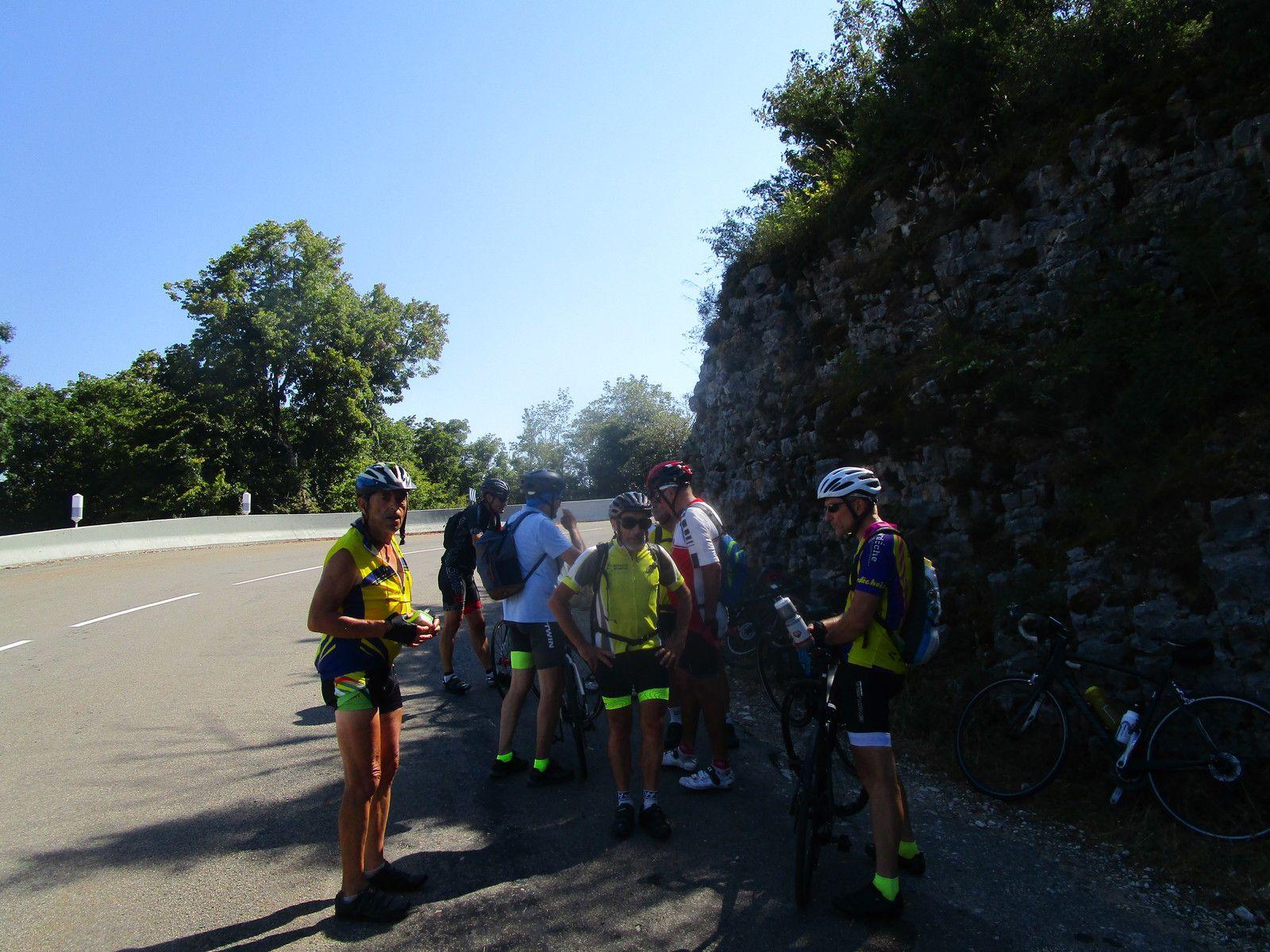 St Marcellin (38)-  Vercors,Combe Laval et Col de La Machine-  Jeudi 30 Juin 2020