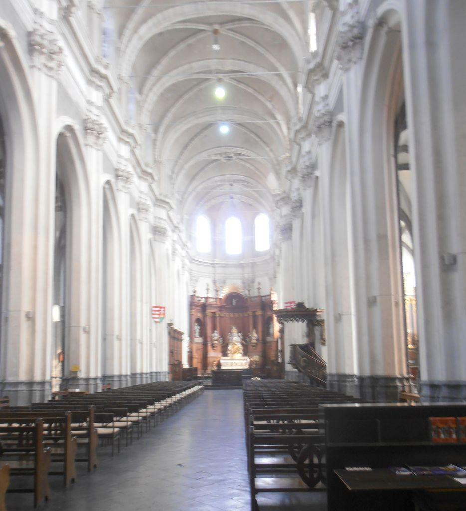 Eglise Sainte-Elisabeth de Mons (Belgique)