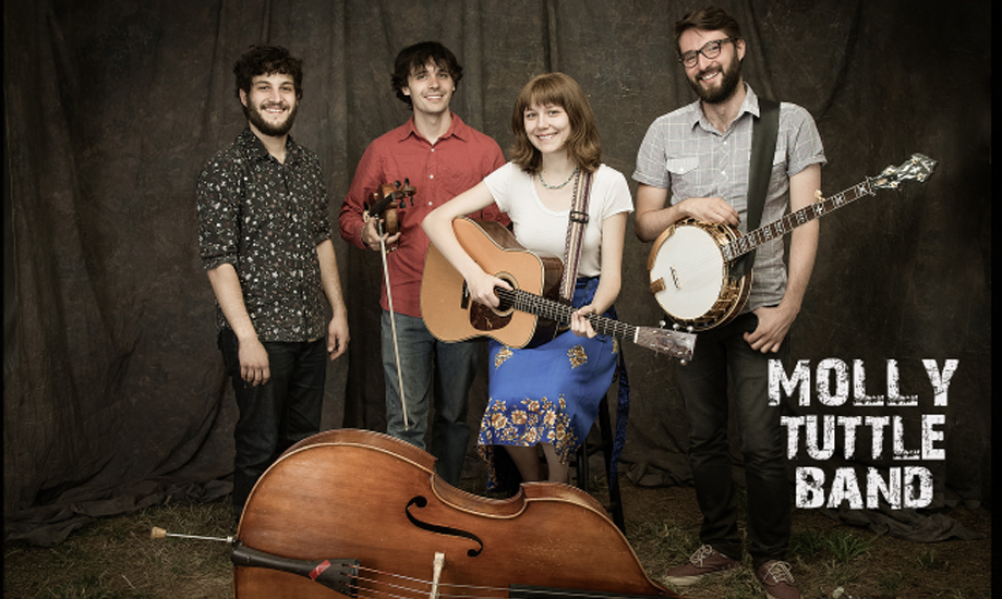 "Molly Tuttle  ""When you're ready"""