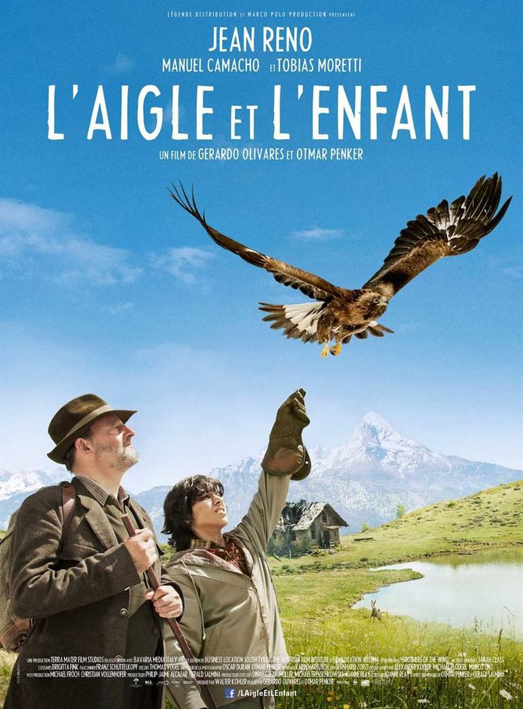 L'AIGLE ET L'ENFANT (Brothers of the wind)