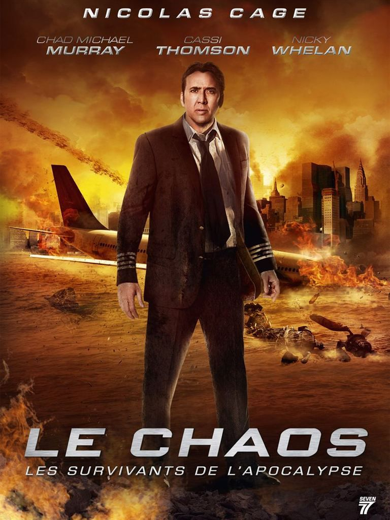 LE CHAOS (Left Behind)